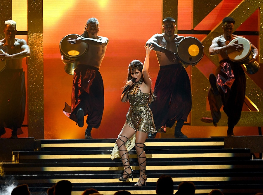 Camila Cabello, 2017 Billboard Music Awards, Show