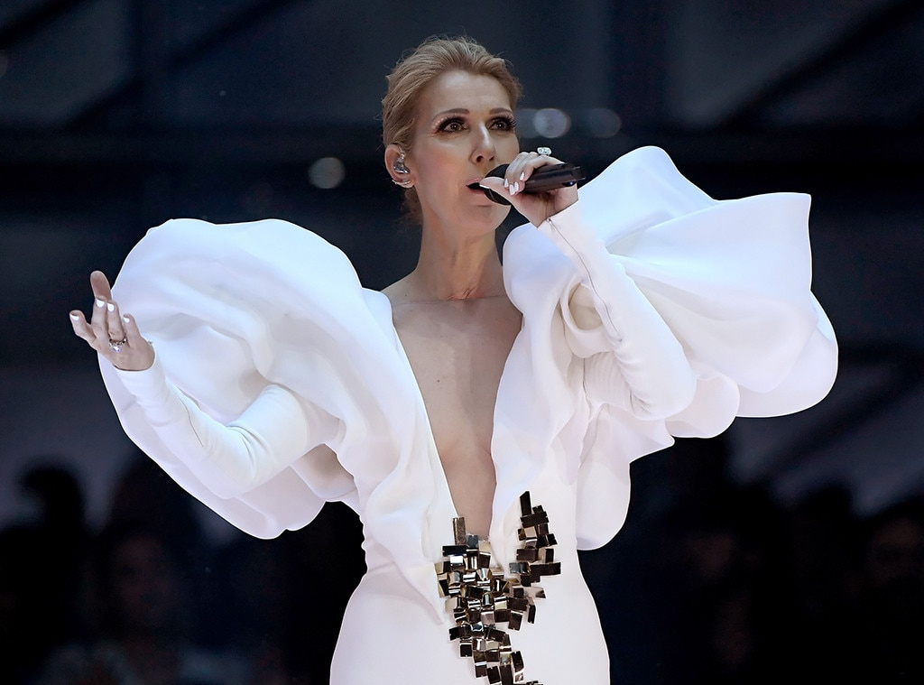 Celine Dion, 2017 Billboard Music Awards