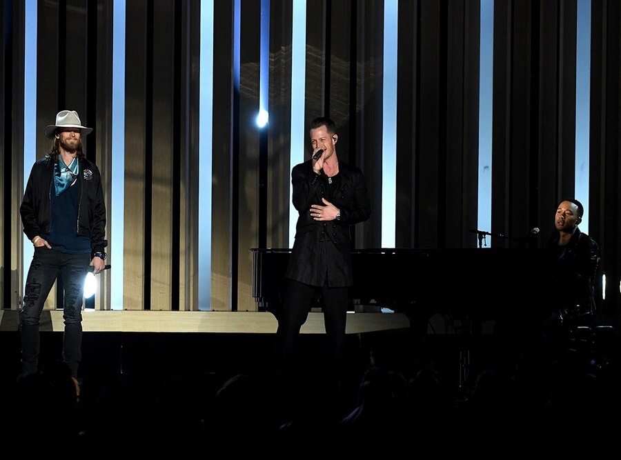 John Legend, Florida Georgia Line, 2017 Billboard Music Awards