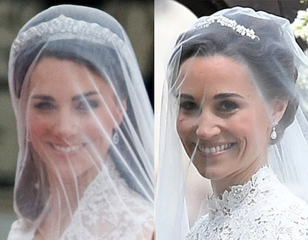 Pippa Middletons Wedding Vs Kate Breaking It Down By The Numbers