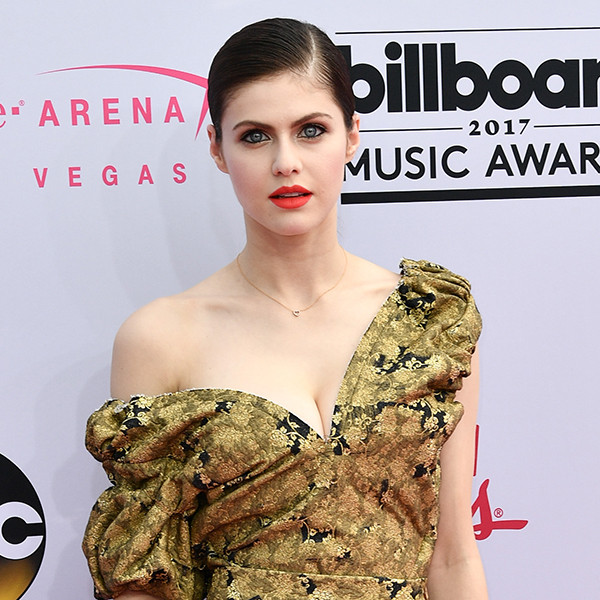 Alexandra Daddario, 2017 Billboard Music Awards, Arrivals