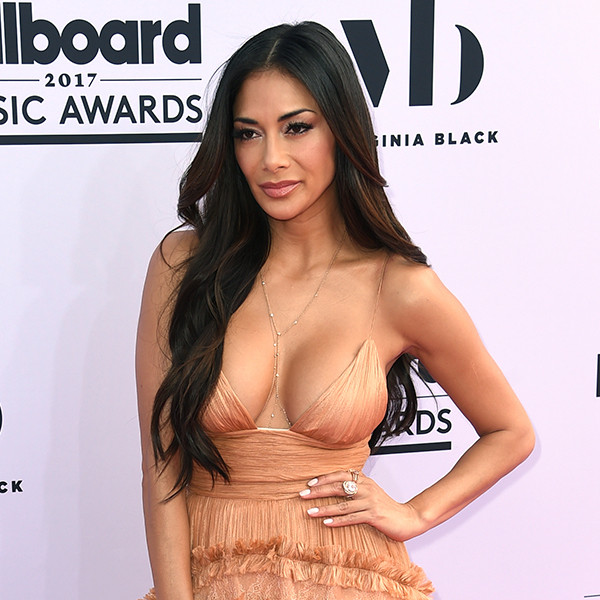 Nicole Scherzinger, 2017 Billboard Music Awards, Arrivals