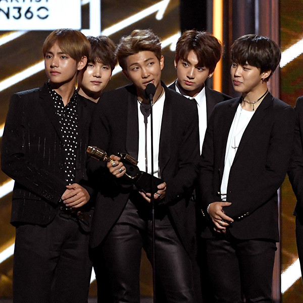 BTS, 2017 Billboard Music Awards