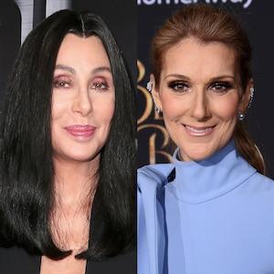 Cher, Celine Dion