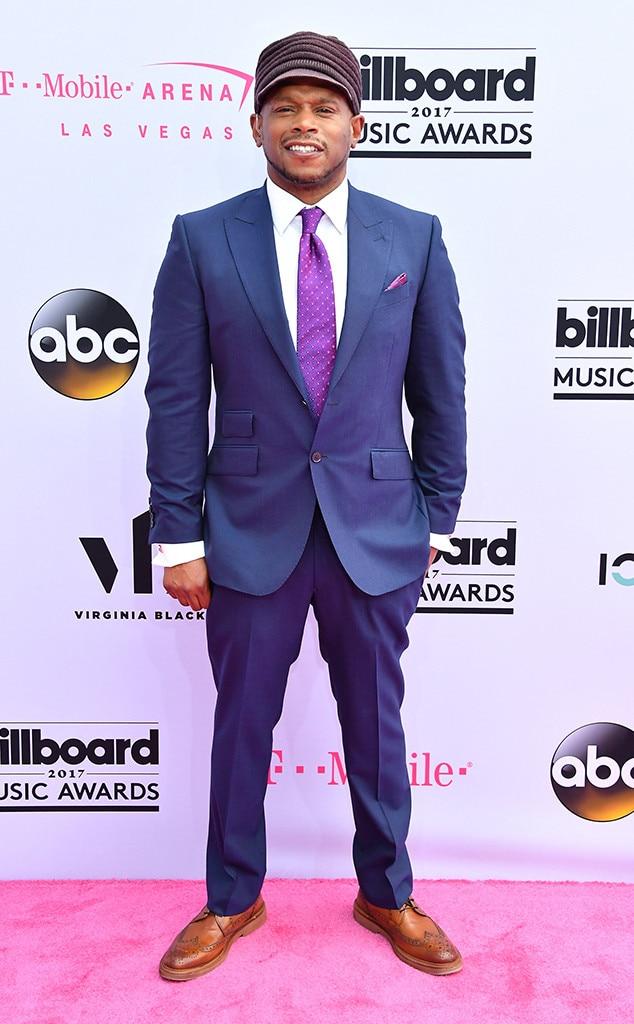 Sway Calloway, 2017 Billboard Music Awards, Arrivals