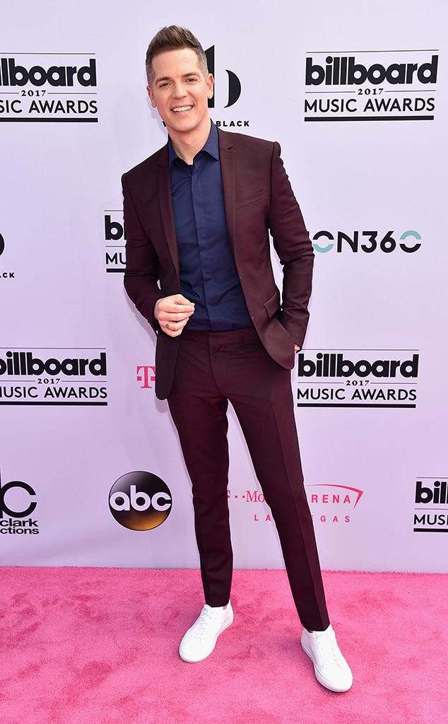 Jason Kennedy, 2017 Billboard Music Awards, Arrivals
