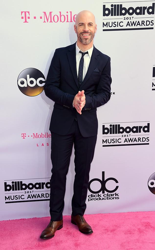 Chris Daughtry, 2017 Billboard Music Awards, Arrivals