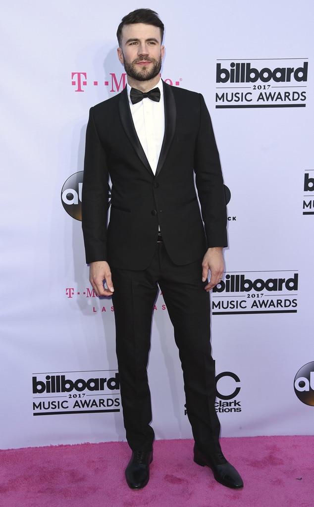 Sam Hunt, 2017 Billboard Music Awards, Arrivals