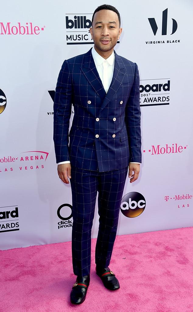 John Legend, 2017 Billboard Music Awards, Arrivals