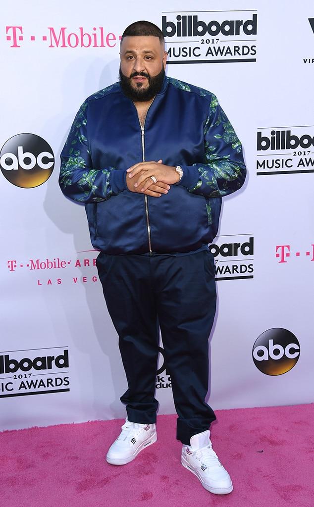 DJ Khaled, 2017 Billboard Music Awards, Arrivals