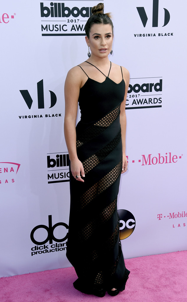 Lea Michele, 2017 Billboard Music Awards, Arrivals