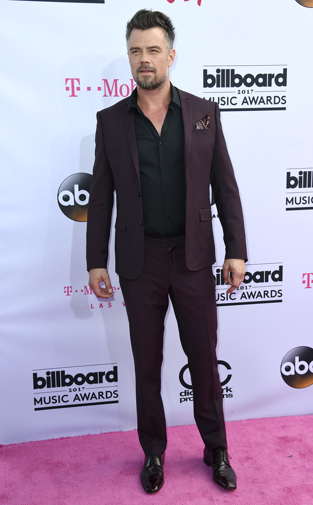 Josh Duhamel, 2017 Billboard Music Awards, Arrivals