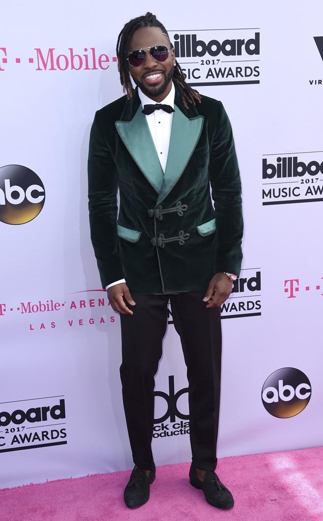 Jason Derulo, 2017 Billboard Music Awards, Arrivals