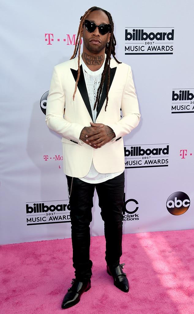 Ty Dolla Sign, 2017 Billboard Music Awards, Arrivals