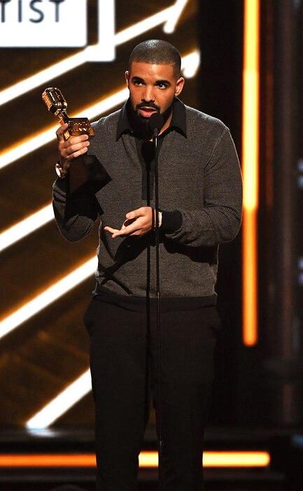 Drake, 2017 Billboard Music Awards, Winners