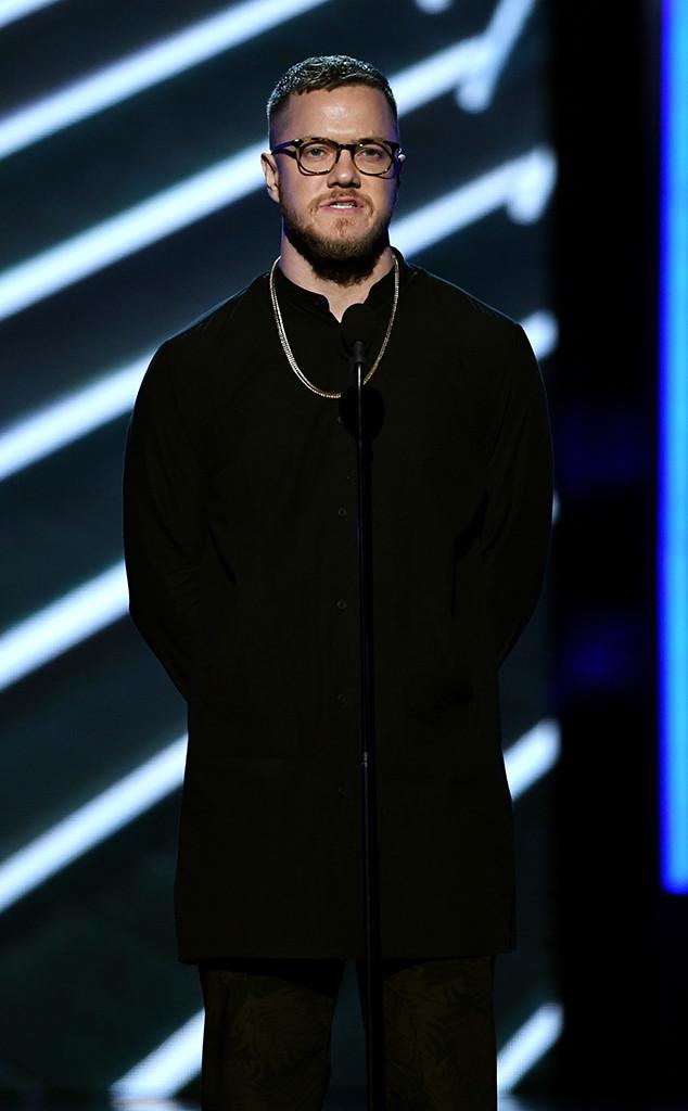 Dan Reynolds, 2017 Billboard Music Awards