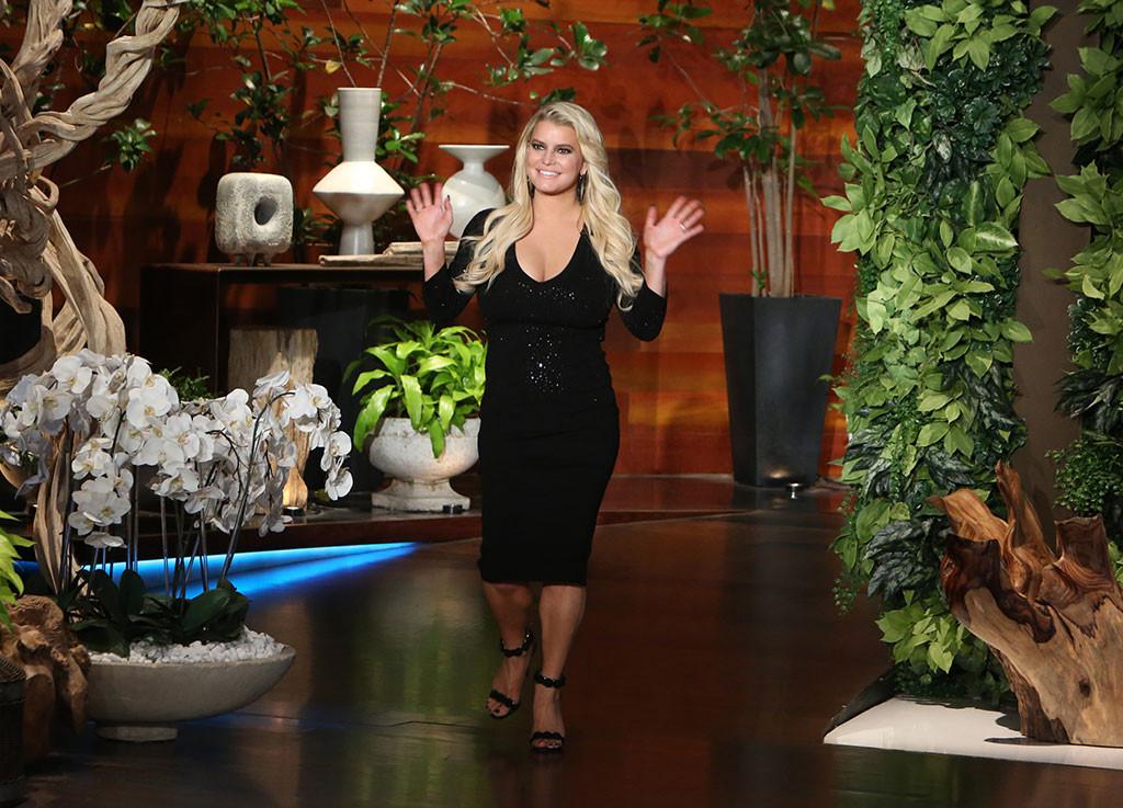 Jessica Simpson, The Ellen DeGeneres Show