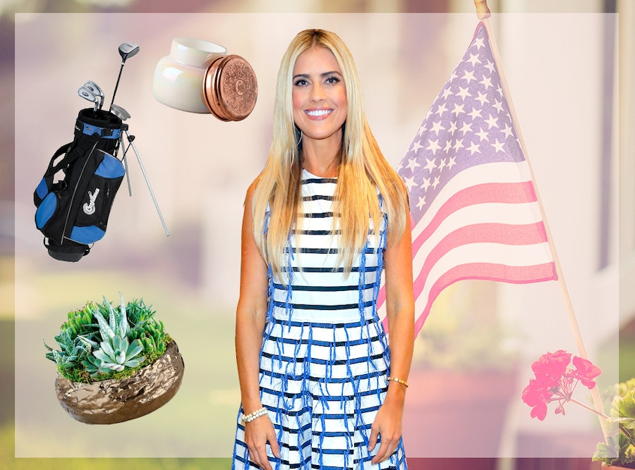 Christina El Moussa, Memorial Day Essentials
