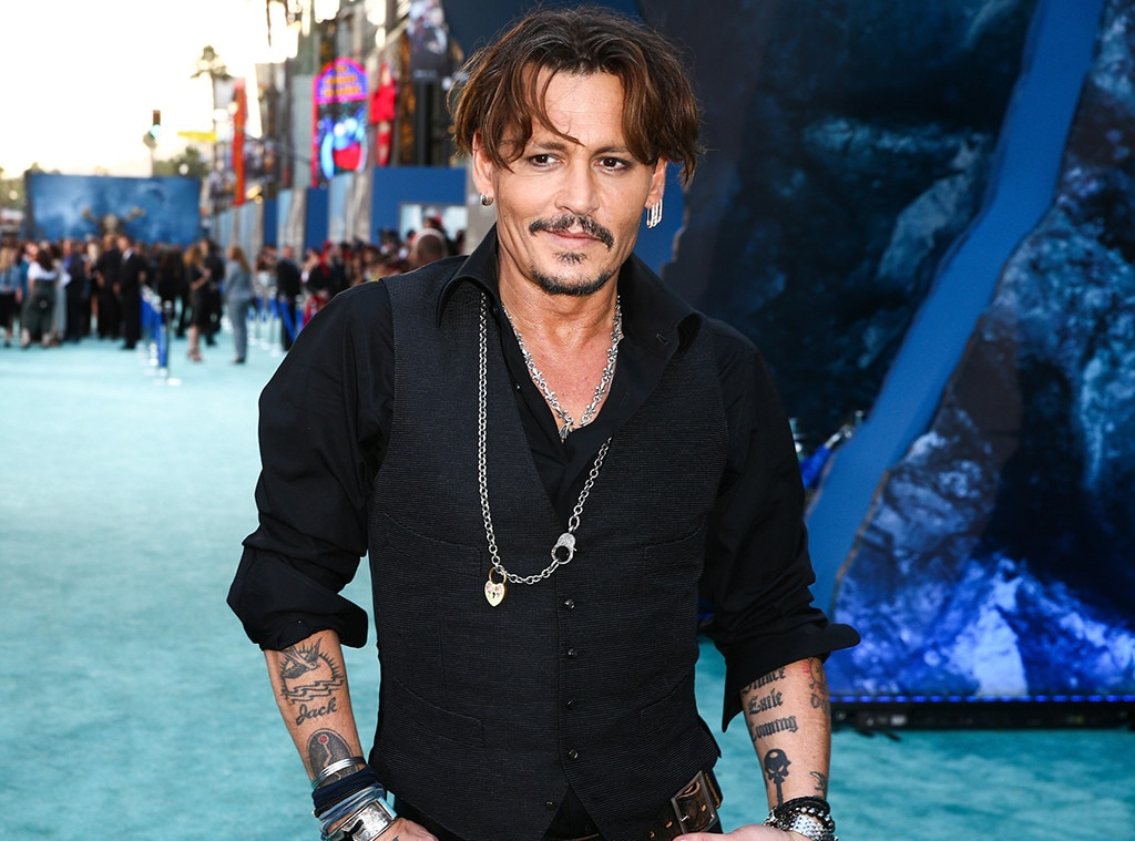 Johnny Depp Wins Small Victory In Lawsuit Against Business Managers