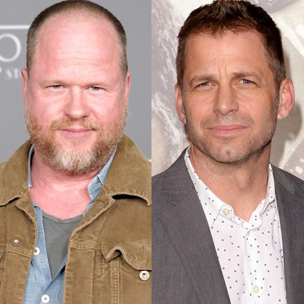 Joss Whedon, Zack Snyder