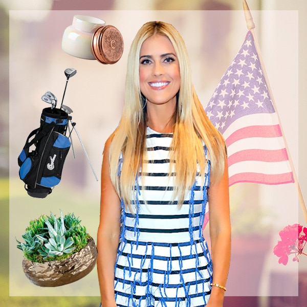 Christina El Moussa's Must-Have Items for Summer