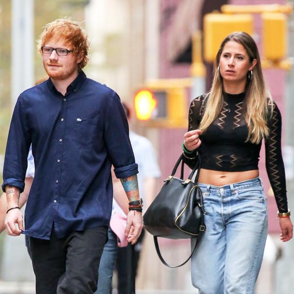 Ed Sheeran, Cherry Seaborn