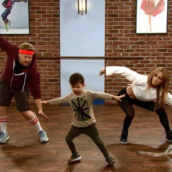 James Corden, Jennifer Lopez, Carpool Kareoke