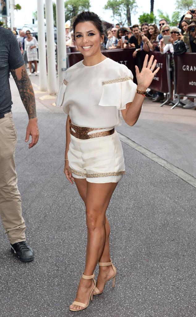 Eva Longoria, Cannes Film Festival 2017