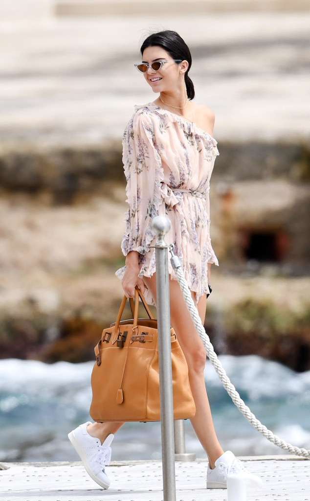 ESC: Cannes Street Style, Kendall Jenner