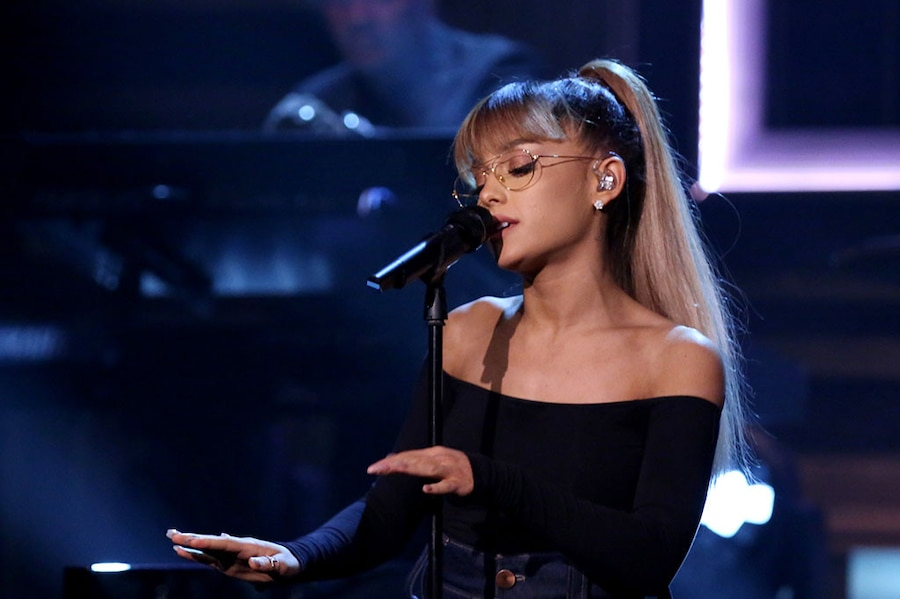 Ariana Grande, The Tonight Show Starring Jimmy Fallon