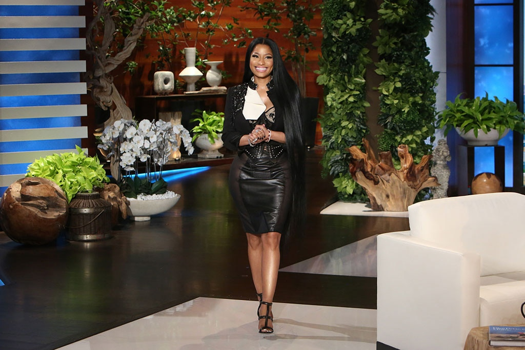 Nicki Minaj Talks Nas Dating Rumors,