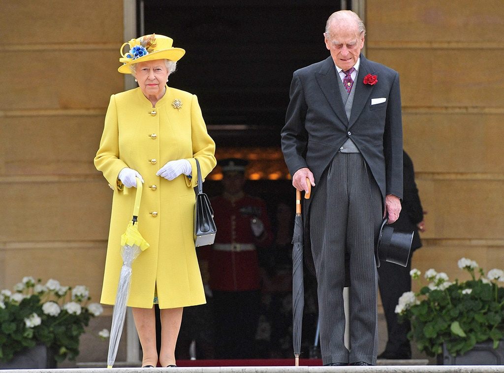 Prince Philip leads way in royal public appearances