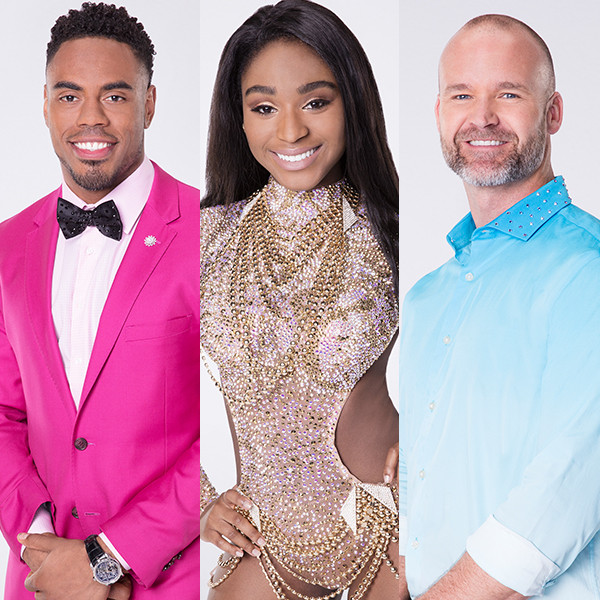 Dancing With the Stars, Season 24, Final Three, Rashad Jennings, Normani Kordei, David Ross