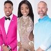 Dancing With the Stars, Season 24, Final Three, Rashad Jennings, Normani Kordei, David Ross