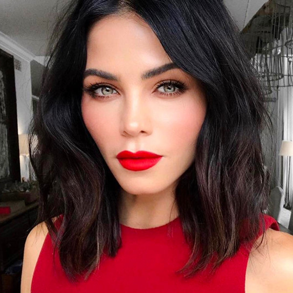 ESC: Flat Iron Waves, Jenna Dewan