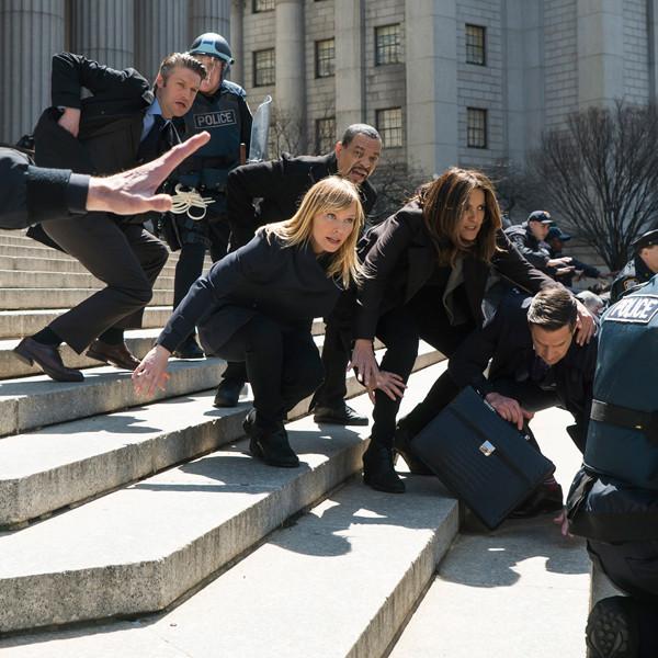 Law and Order: SVU, Law & Order: SVU, Mariska Hargitay