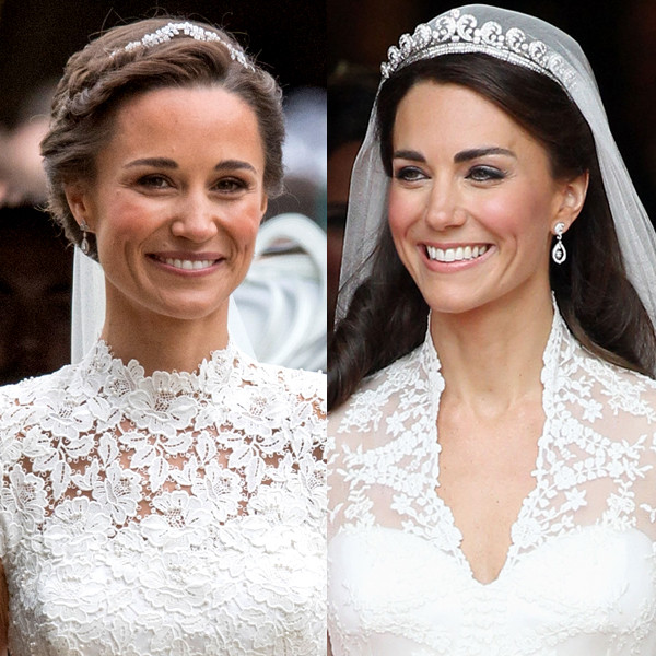 Kate Middleton, Pippa Middleton, Wedding