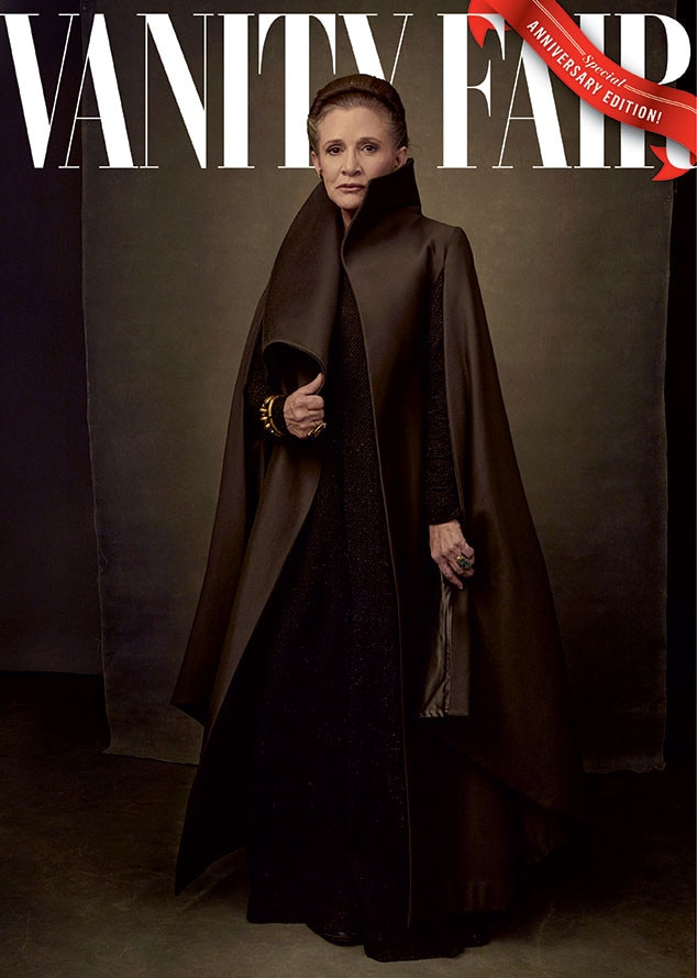 Star Wars, The Last Jedi, Vanity Fair