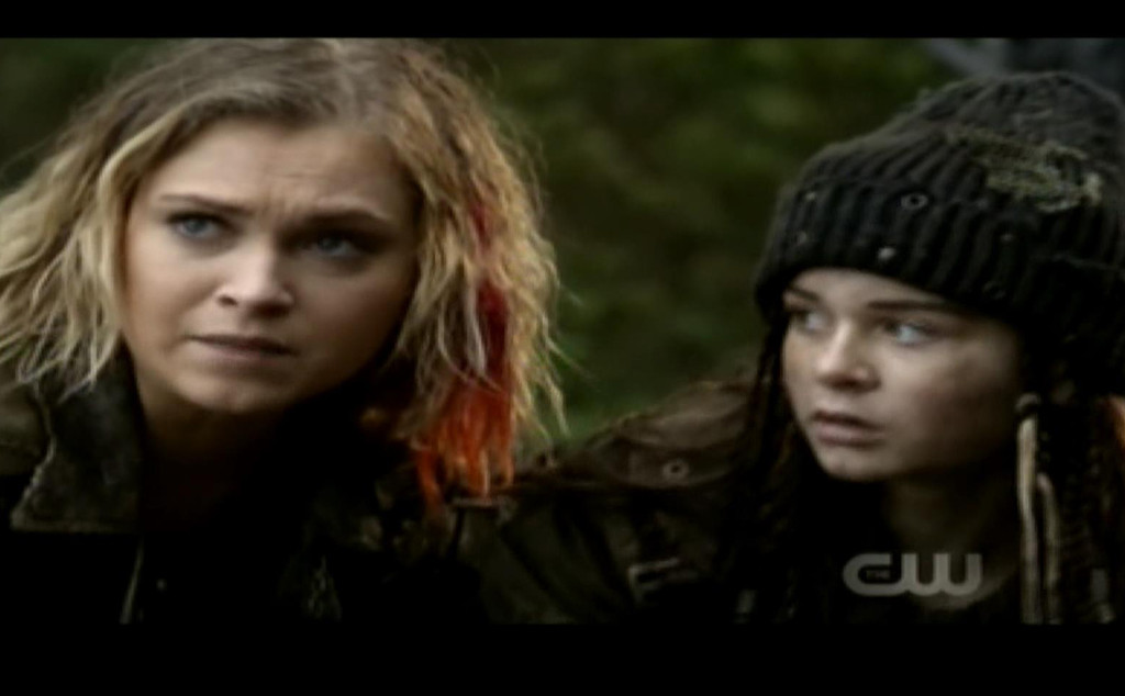 The 100 finale