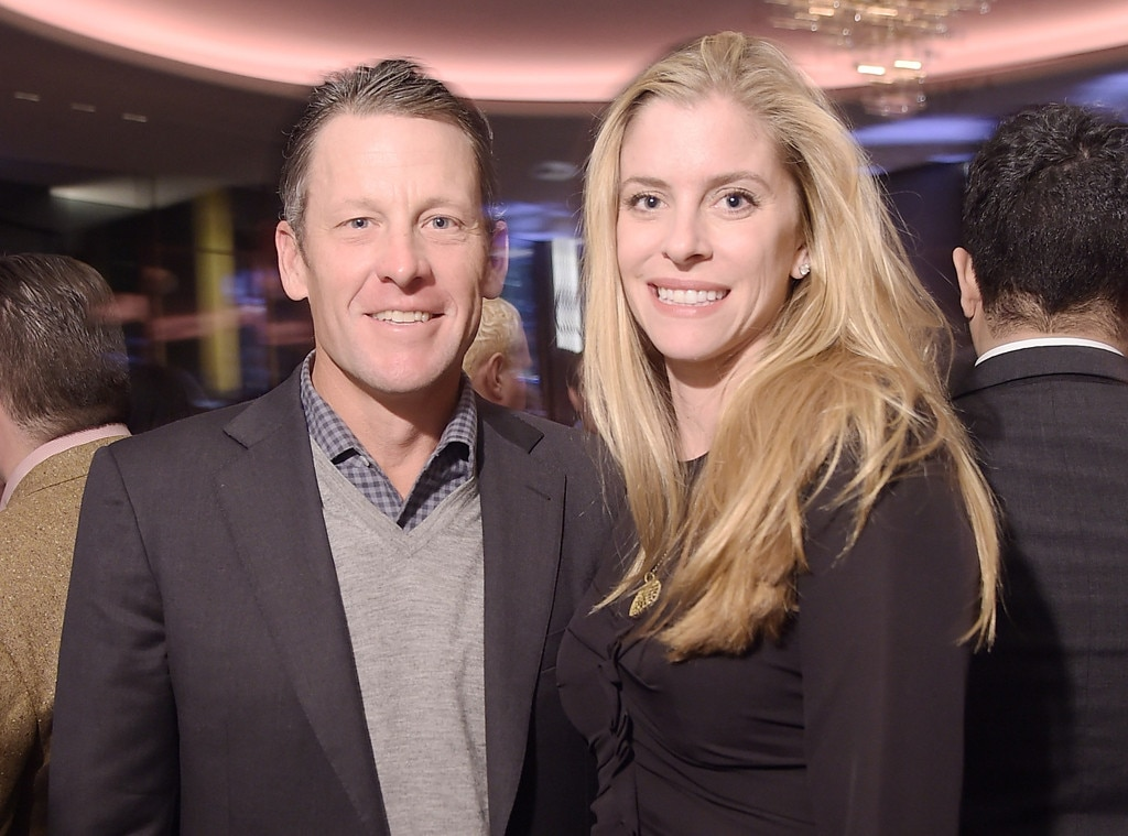 Lance Armstrong Engaged to GF Anna Hensen - See Her Ring!