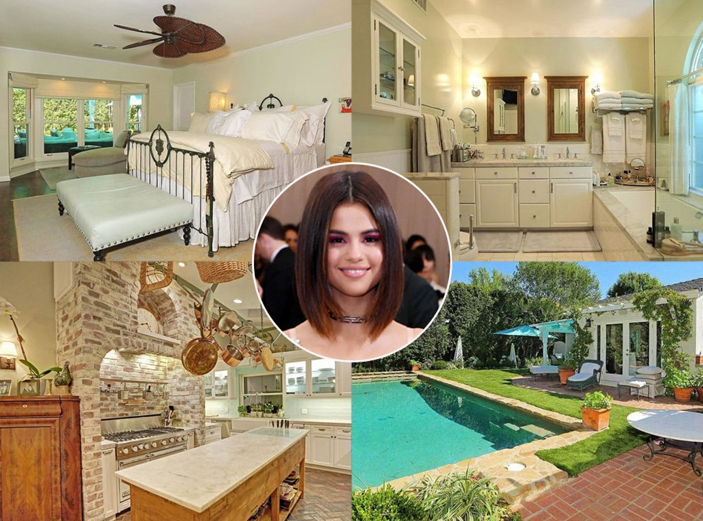 selena gomez 39 s new los angeles home is totally affordable by hollywood standards e news. Black Bedroom Furniture Sets. Home Design Ideas