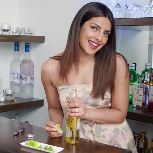 Priyanka Chopra, 73 Questions