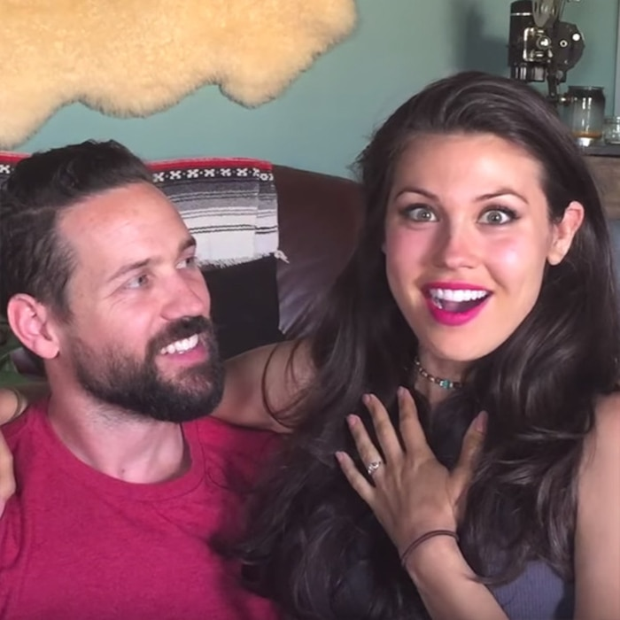 The Bachelorette Alum Britt Nilsson Is Engaged To Jeremy Byrne Who Proposed In Sweetest Way