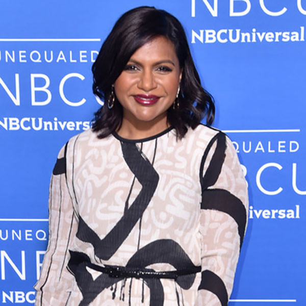 Mindy Kaling, The 2017 NBCUniversal Upfront Presentation