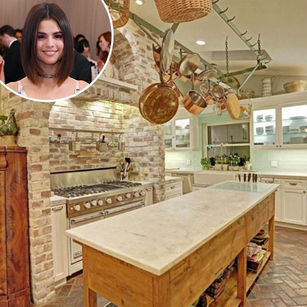 Selena Gomez's New Home Is Totally Affordable, by Hollywood Standards