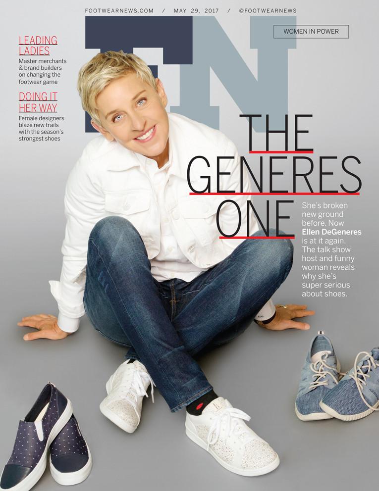 ESC: Ellen Footwear (EMBARGO)