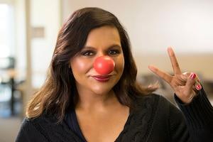 Red Nose Day, Mindy Kaling