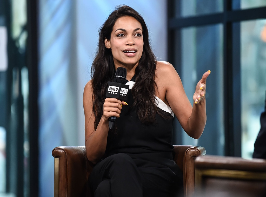 Rosario Dawson Discovered Her Cousin Dead in Her Home Last Week