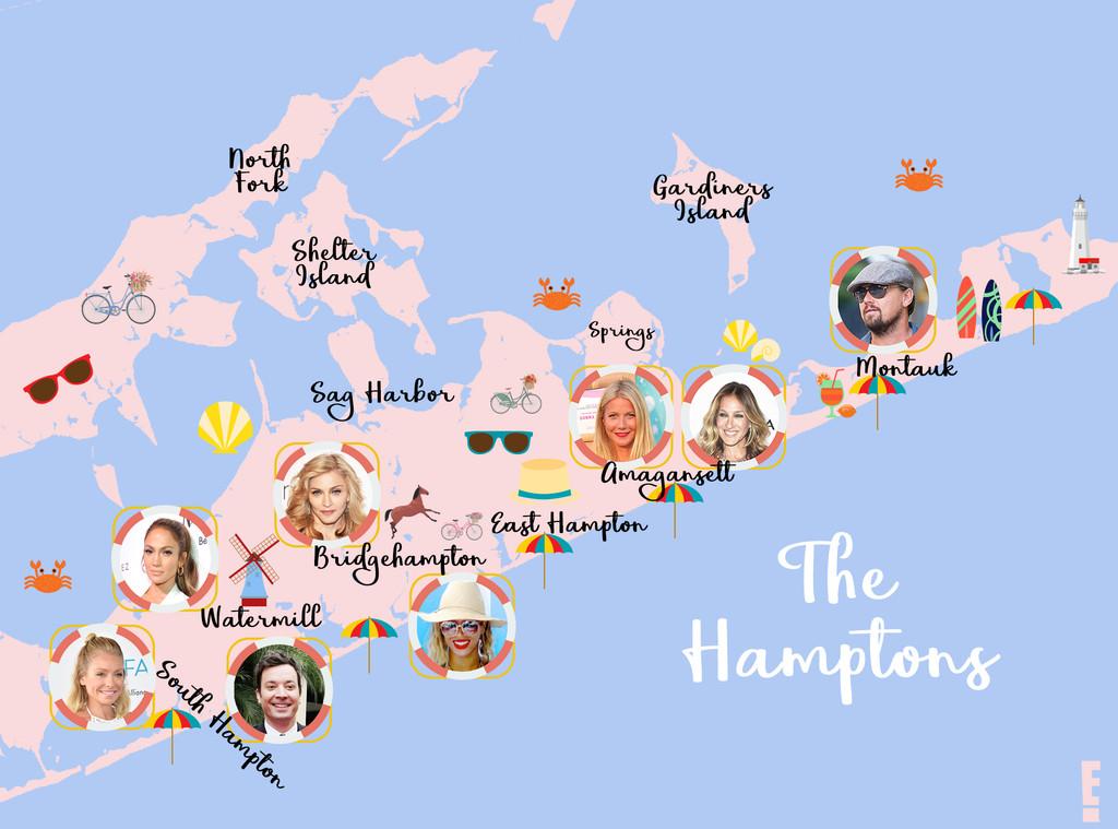 Inside the hamptons mystique why beyonc gwyneth paltrow for The hamptom