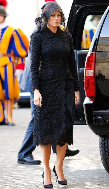 Kate Middleton Or Melania Trump Who Does The Coat Dress